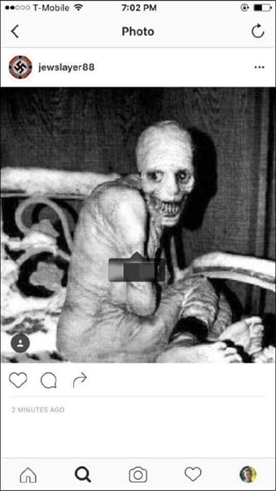 This photo was posted to Instagram over Labor Day weekend. It originates from the Russian sleep experiment in the 1940s.