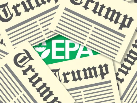 The Garlick Press: Trump polluting the news