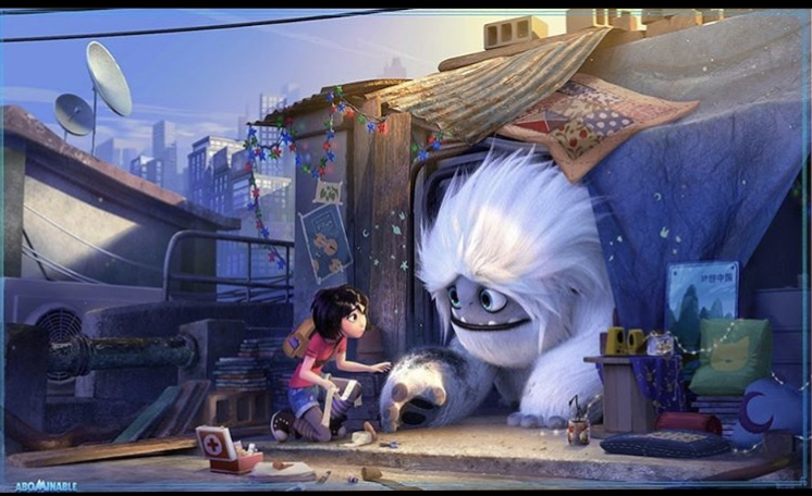 New dreamworks movie shines a new light on animated Chinese movies