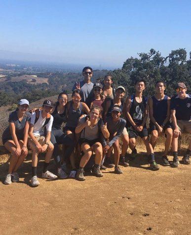 WAC hosted a hiking event at Rancho San Antonio.