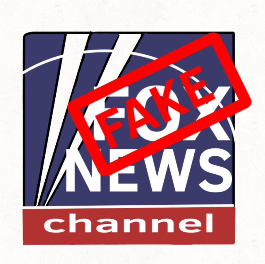 Fox News's fake news gives a false sense of security to millions of Americans who are at risk of contracting coronavirus.