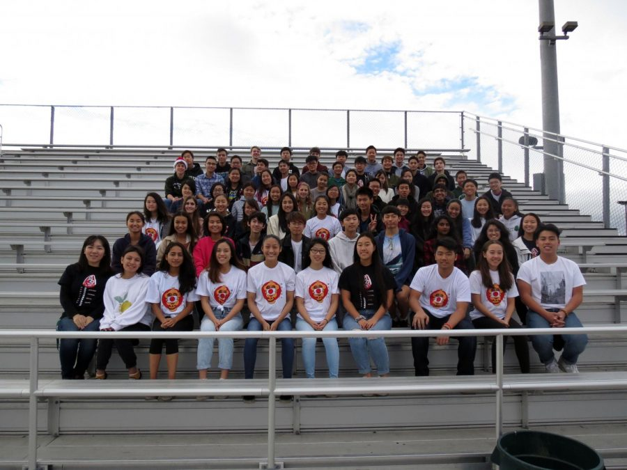 Japanese club hosts tutoring sessions to help members with their workloads