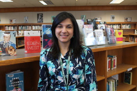 New to the neighborhood: Librarian Shannon Vakili