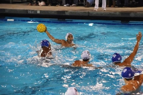Varsity boys water polo team defeated at CCS