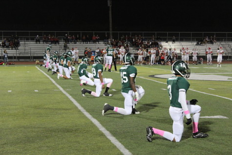 Mustangs fall in homecoming game