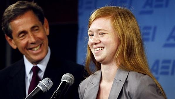 Abigail Fisher applied to University of Texas at Austin in 2008, was rejected and went to Louisiana State University. Photo courtesy of ABC News.