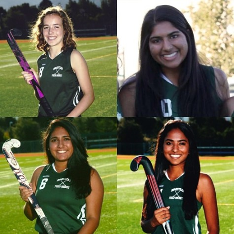 Meet the senior field hockey players of HHS