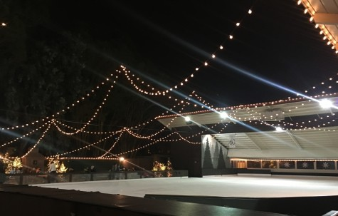 The Winter Lodge continues holiday spirit