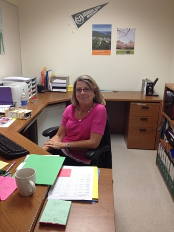 Heidi Parrish looks forward to seeing the students she knew as elementary school kids when she worked at West Valley