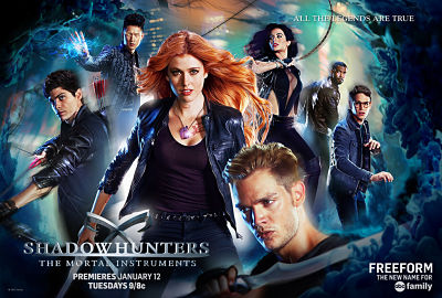 New Freeform show, Shadowhunters, is not living up to the hype