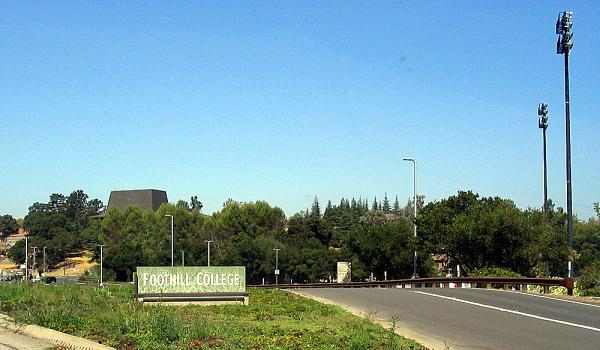 Foothill is one of the many community colleges located close to Homestead. Photo courtesy of Wikipedia.com