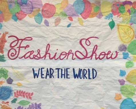 Fashion club hosts annual community fashion show