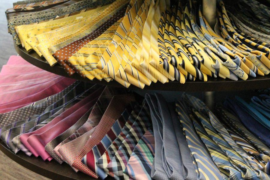 My, my, there are so many great selections for buying a great tie for a great night