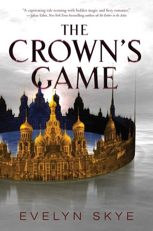 Author Evelyn Skyes first book explores an alternate history of Russia with magic.  Photo courtesy of Balzer + Bray.