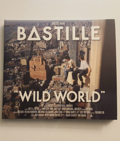 Cover to the new album by the indie rock group Bastille