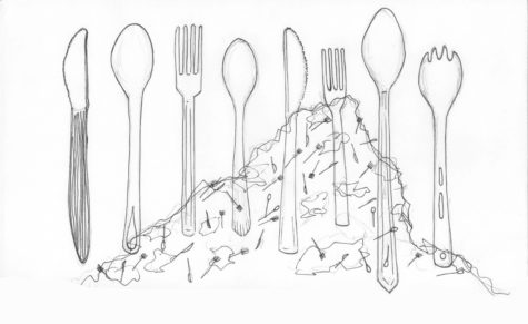 The Garlick Press: Can we get rid of our plastic forks?