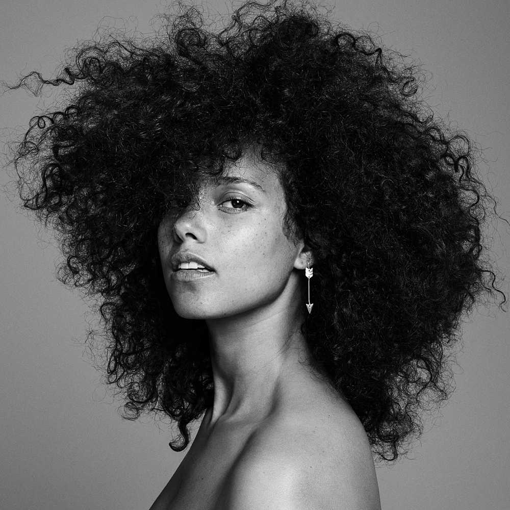 Alicia Keys' highly anticipated album screams for better songwriting.