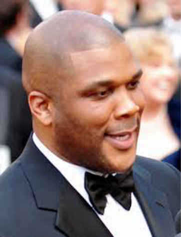 Director Tyler Perry acted as three characters in his own movie. Photo courtesy of Michael Connors.