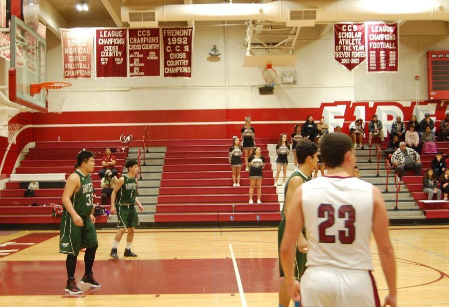 Homestead's win over Fremont was their fourth league win`
