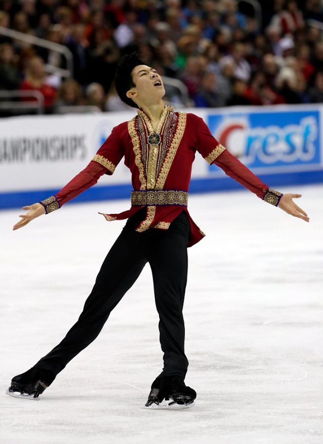 Nathan+Chen+has+landed+more+quadruples+in+a+single+program+than+any+other+skater+and+is+a+top+contender+for+the+2018+Olympics.++%28Photo+by+Jamie+Squire%2FGetty+Images%29