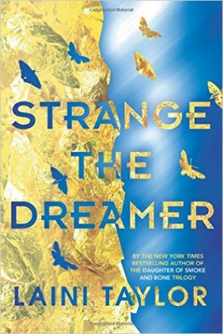 'Strange the Dreamer' is strangely mesmerizing