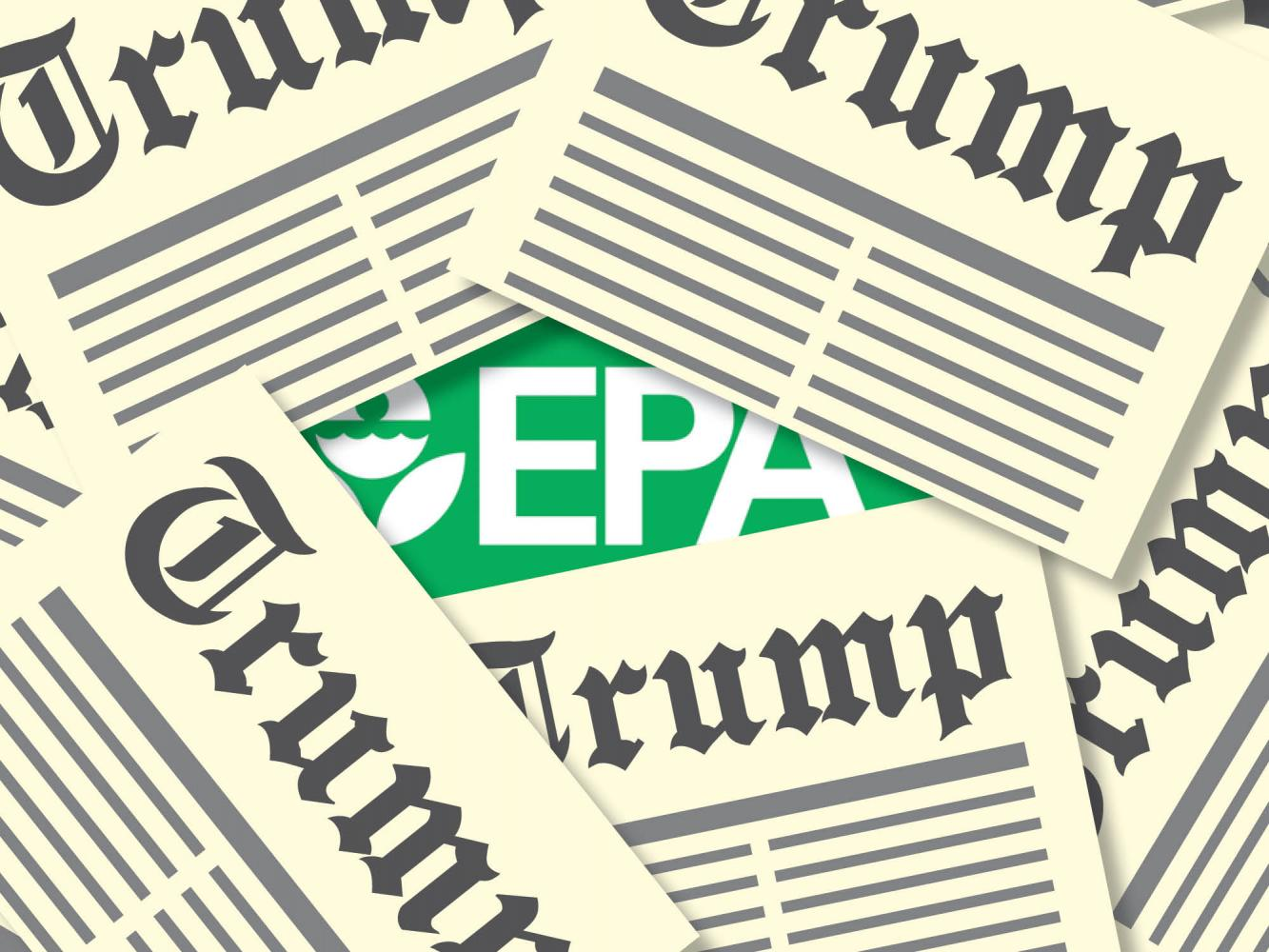 The news has been clogged up with exaggerated stories of how Trump is defunding the EPA.