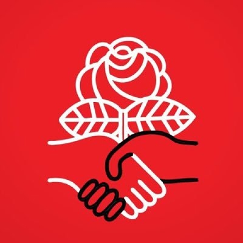 The Democratic Socialists of America has been at the head of America's socialist tide. Photo courtesy of Wikipedia.