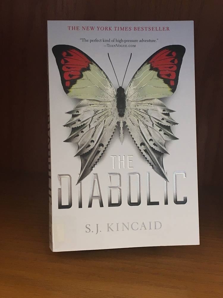 Kincaid's most popular books are Insignia and The Diabolic