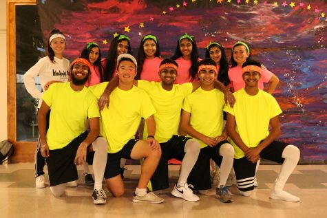 The glowing highlights from the Blacklight Rally/Photo Gallery