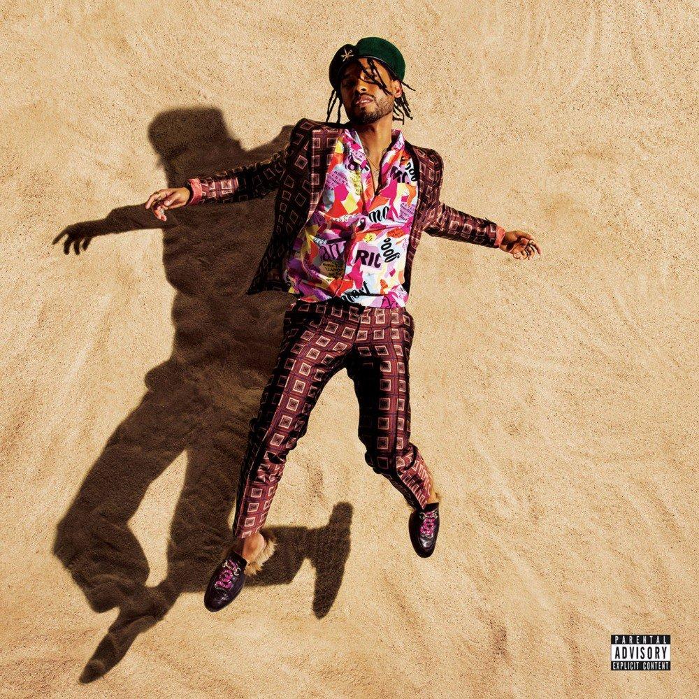 """Miguel released his latest album, """"War & Leisure"""" last Friday Dec. 1."""