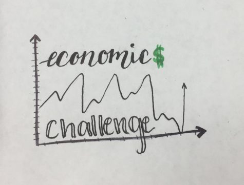 Students spend multiple months preparing for the various Economics Challenge tests.