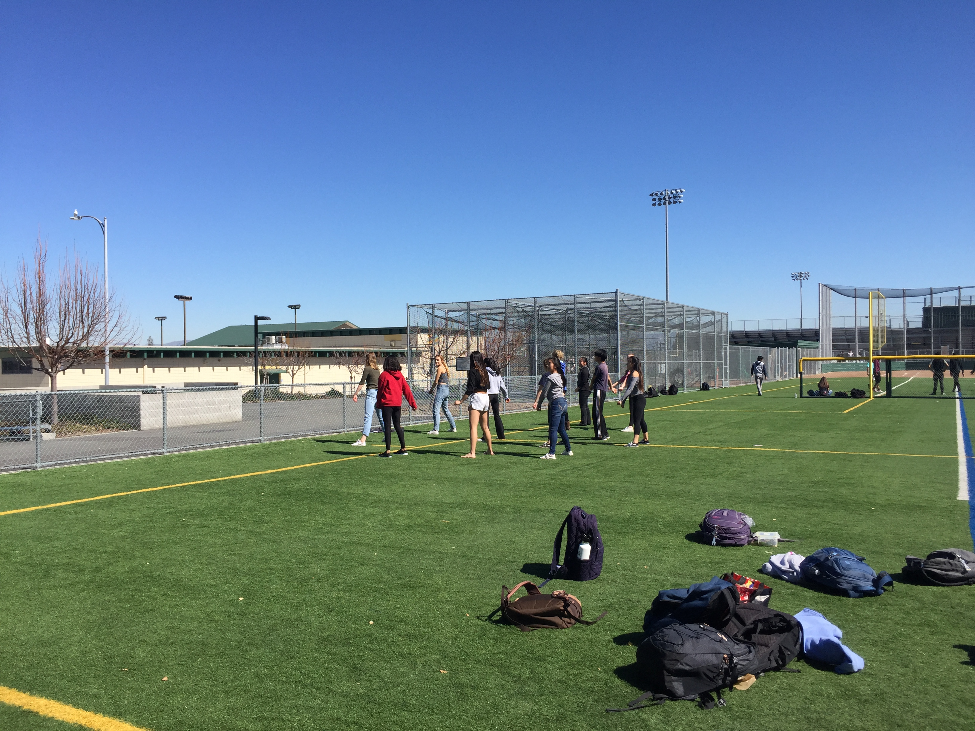 Practices are currently being held as all of the class teams prepare for the competition