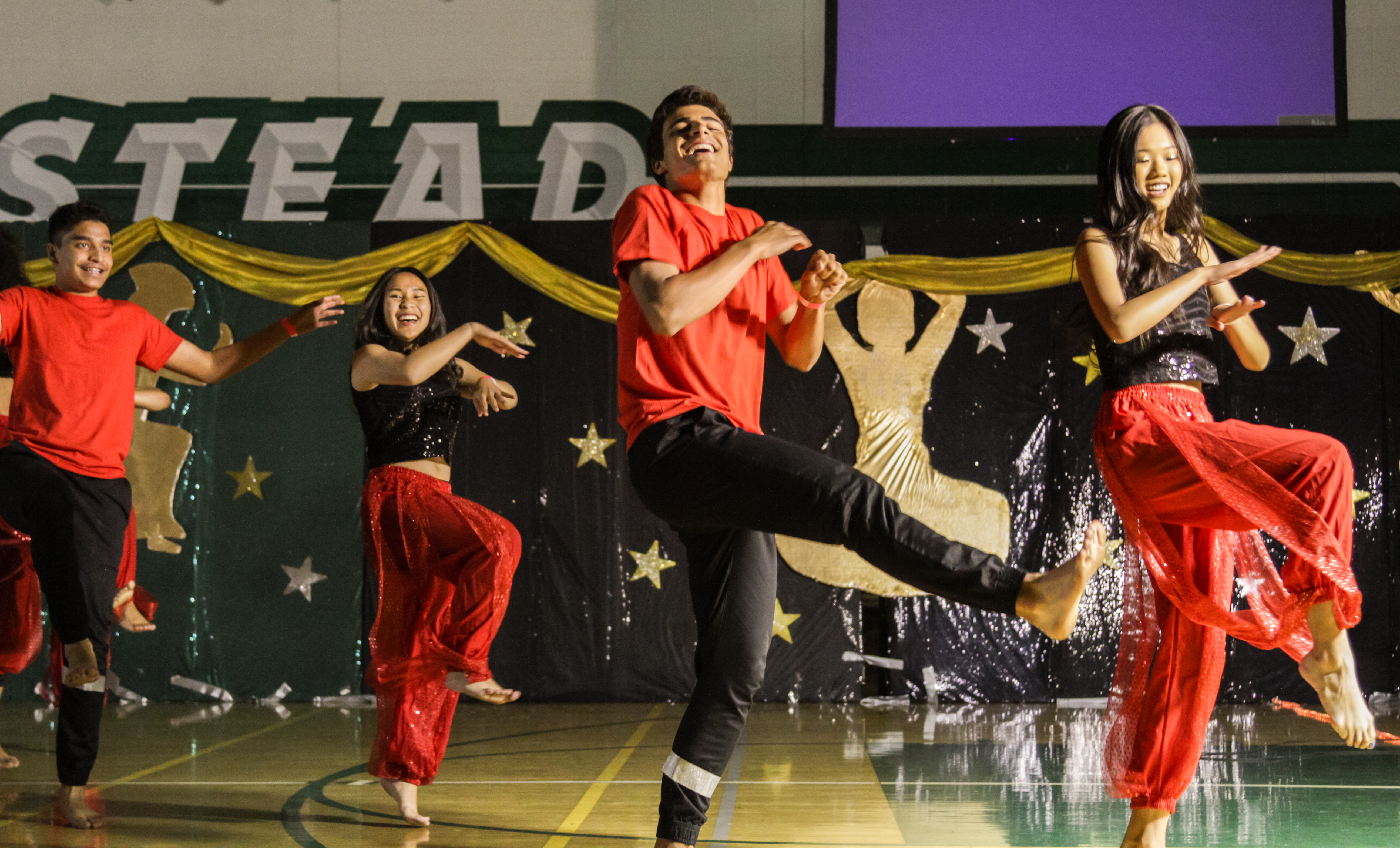 Sapnay gives Indopak a chance to provide money for charities and spread awareness of Indian and Pakistani culture through dance. Photo courtesy of Nikhil Kulkarni.