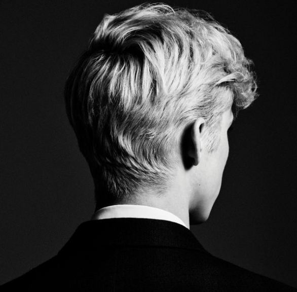 "Troye Sivan hides lyrics relating to his personal growth throughout the album in connection to its name, ""Bloom."" Photo courtesy of iTunes."