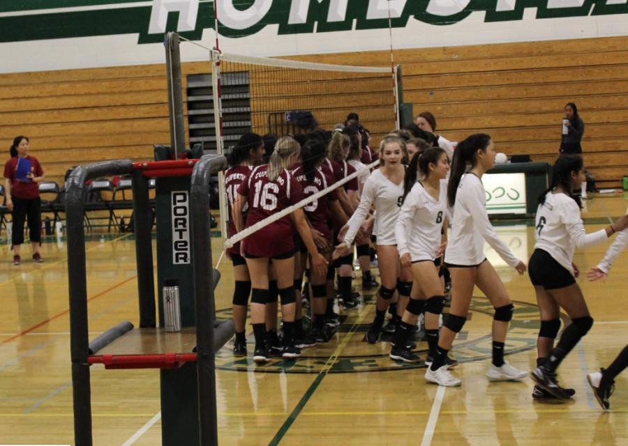 Girls volleyball: secret to success