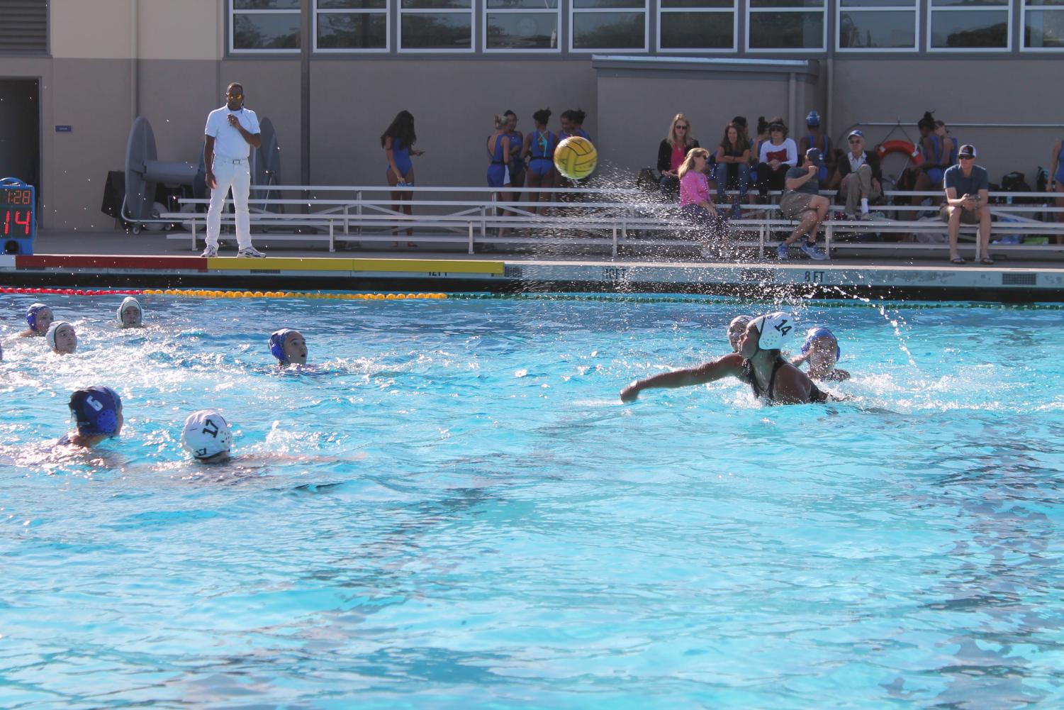 What builds success for girls water polo