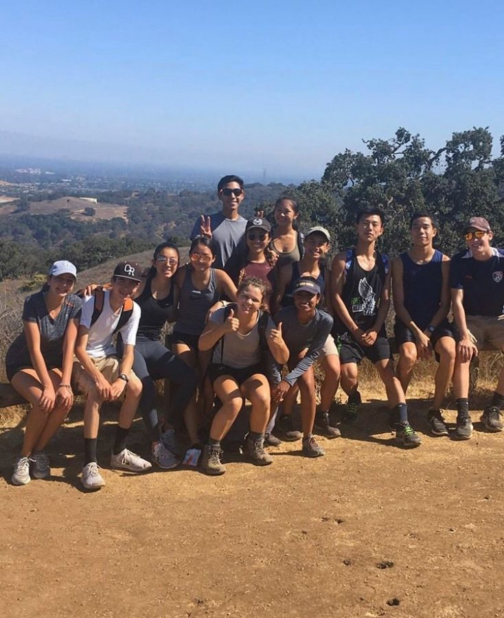 WAC hosted a hiking event at Rancho San Antonio.