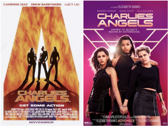 Film face off: 'Charlie's Angels' 2000 versus 2019