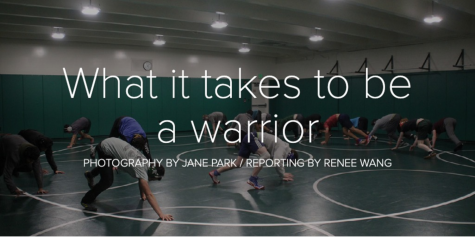 What it takes to be a warrior