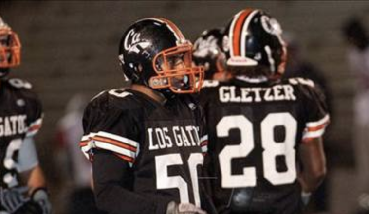 Biology teacher Sukhraj Sohal was a wrestler and played football while a student at Los Gatos High School.