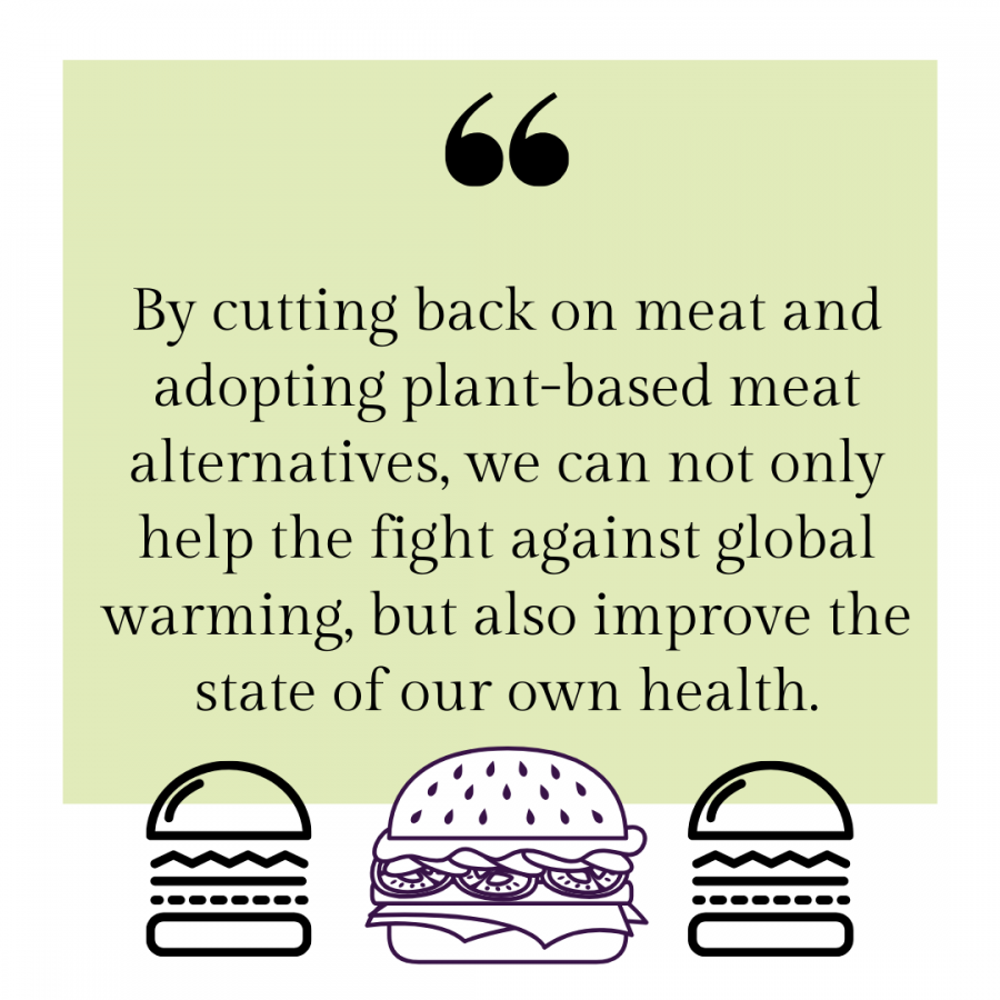 Plant-based meats provide health benefits, increase sustainability