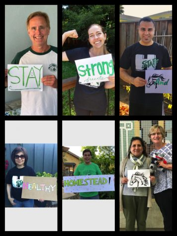VIDEO: Dear students, we miss you. Love, the HHS staff