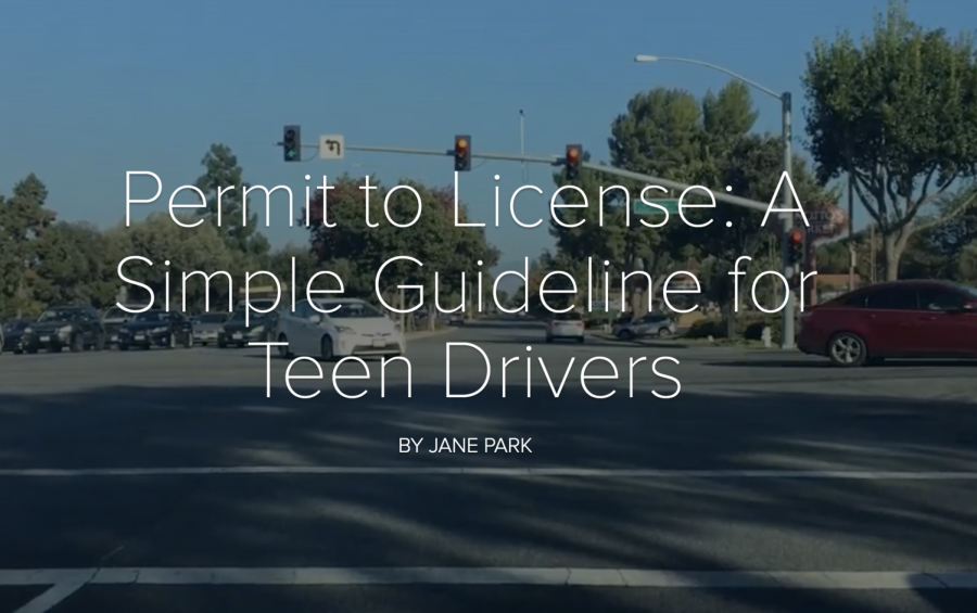 Teen driving: in-depth