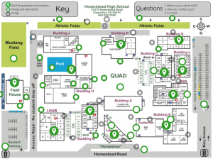 HHS interactive map offers virtual tour of campus