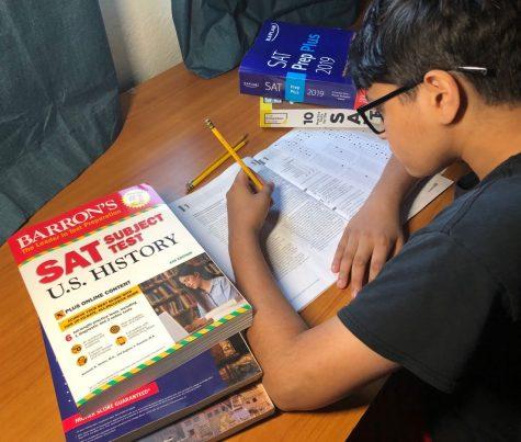 Administration prepares to host November SAT amidst pandemic