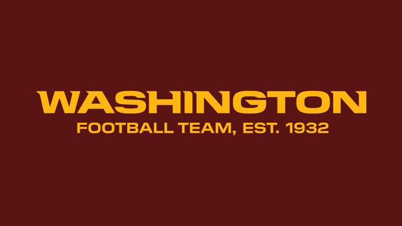The Washington R*dskins finally changed their name to the Washington Football Team this year, after years of criticism regarding the cultural appropriation of their former name.