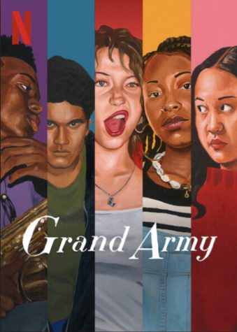 """Grand Army"" centers around the lives of five Brooklyn teens from different backgrounds."