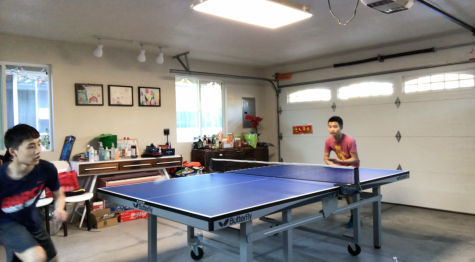 "The ping pong club was successfully founded by Alan Jian and Michael Xiong in 2019 to build upon their similar interest and bring attention to a lesser-known sport, ping pong club public relations officer Alan Jian said in a Zoom interview.  	""I often play ping pong with my family,"" Jian said. ""I just have some fun and some time away from my screen just to be moving a little bit, especially during quarantine."" 	Jian said the ping pong club is not a well-known club at HHS since it was only created a year ago, and is still in the process of expanding to the student community. 	""I was one of the founders of this club,"" senior Michael Xiong, vice president of the ping pong club said in a Zoom interview. ""We actually started applying to this club in our sophomore year. The first time, we failed, and the second time we succeeded.""  	Xiong also mentioned that although the strength of the club is the free play, quarantine has forced officers to focus more on media videos in relation to ping pong in order for more students to learn about the club. ""I [have] met several people who play ping pong,"" Senior James Jian, the ping pong club president said in a Zoom interview. ""Many of them actually play really well, and play competitively. I just feel like the school lacks some kind of ping pong culture and there"