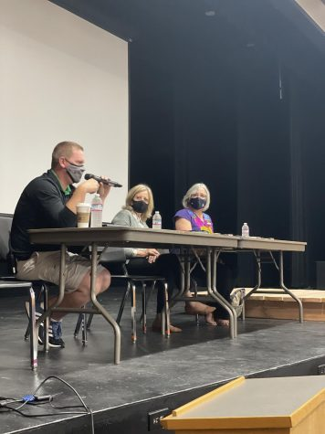 INFORMATIONAL PRESS CONFERENCE: A panel of FUHSD district officials answer questions about the upcoming school year