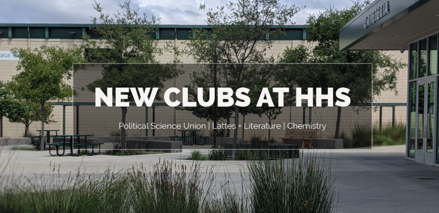 New clubs at hhs